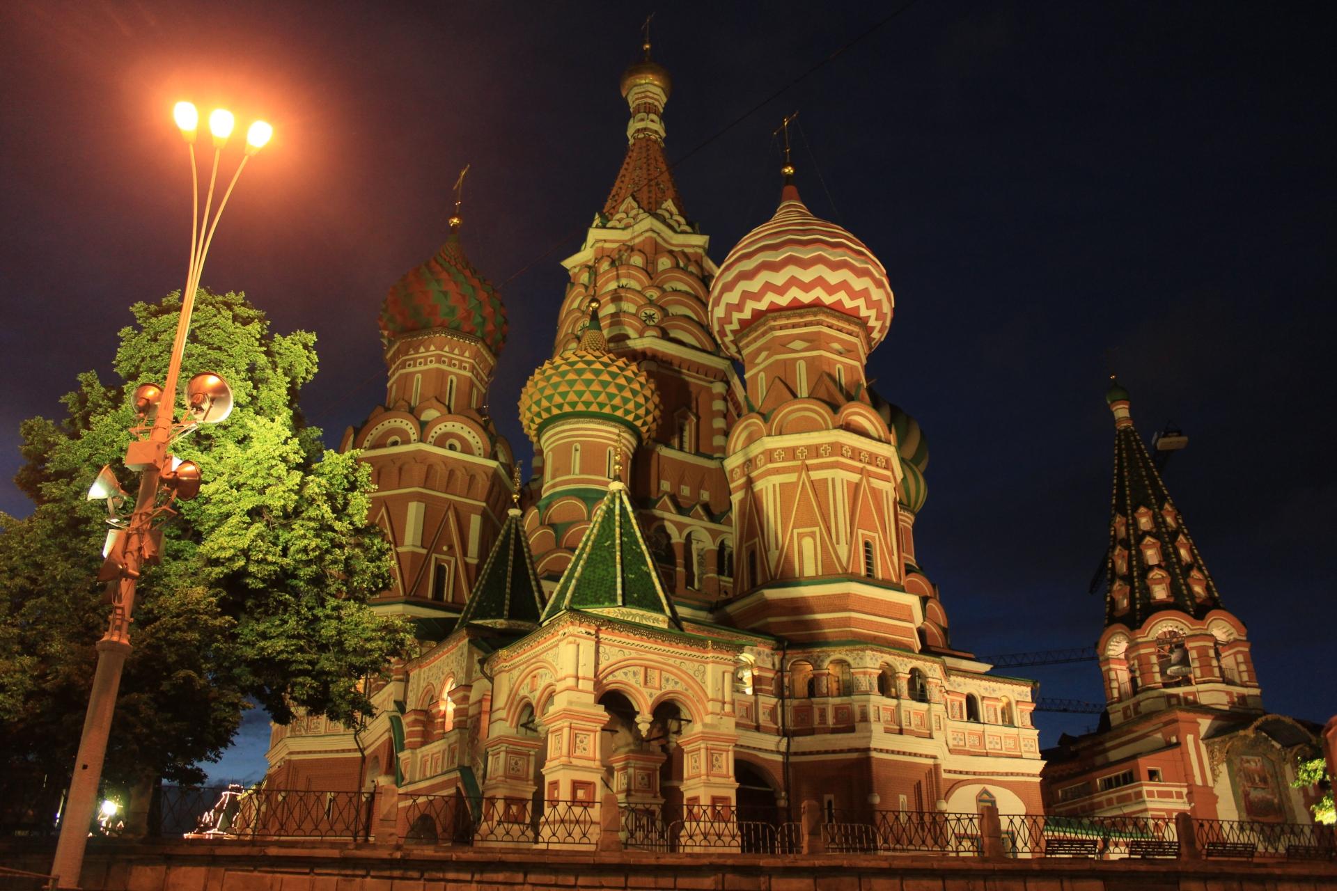 ロシア・モスクワの風景